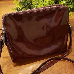 Banana Republic Patent Leather Bag